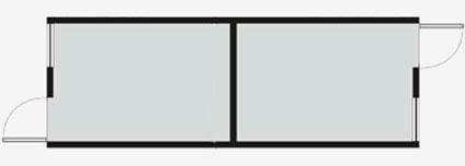 Container para locação e Venda - PP 9/1 DIV