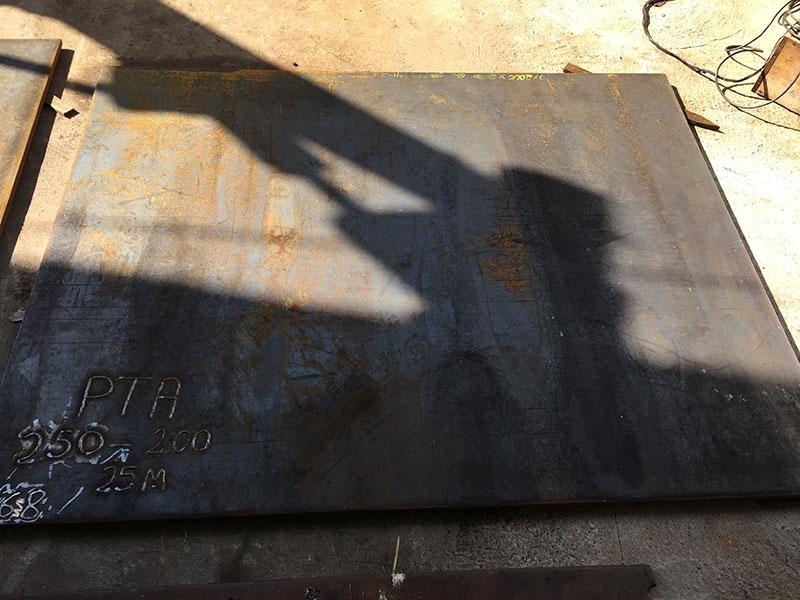 Aluguel de chapa de ferro
