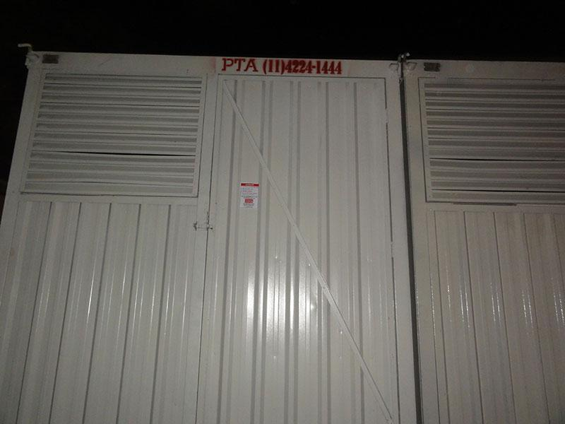 Aluguel de Container Alojamento