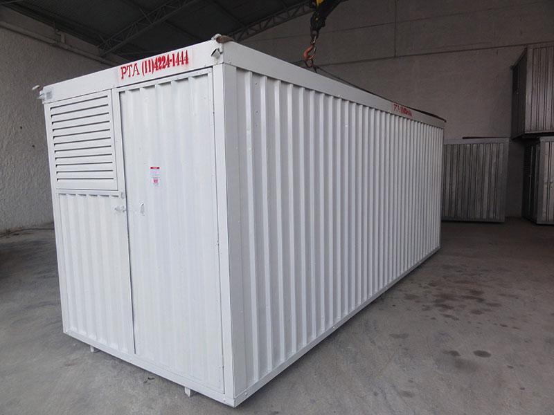 Container Escritório Aluguel