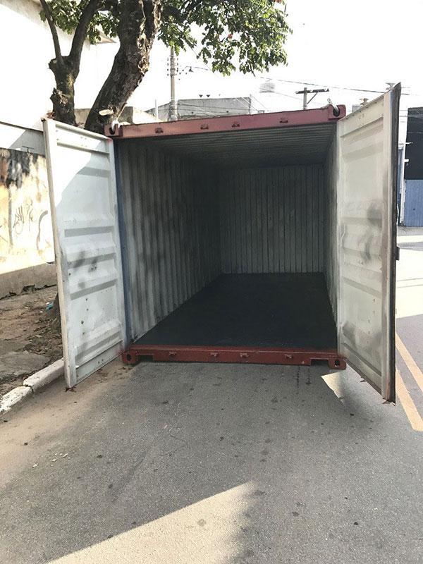 Container marítimo