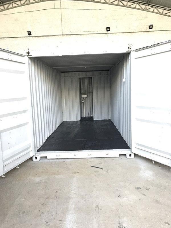 Container marítimo escritório