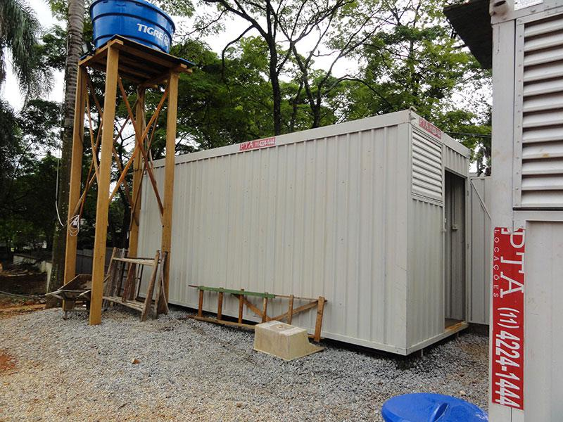 Container Obra Aluguel