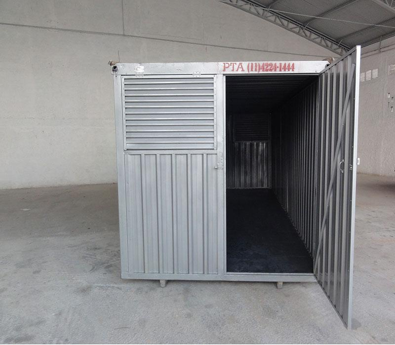 Locação de Container Preço