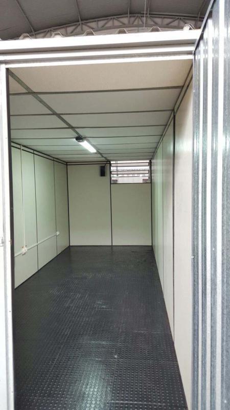 Locação de container revestido