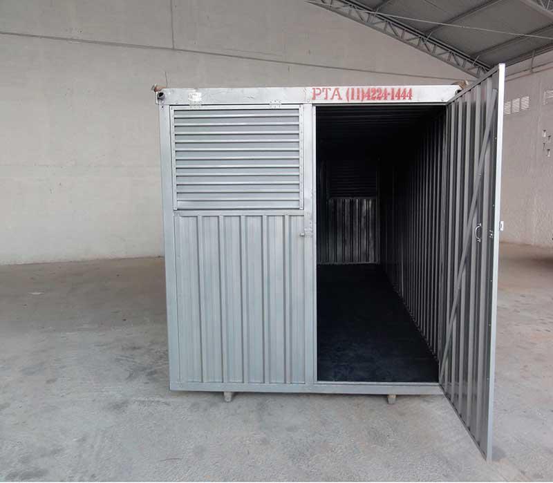 Preço de Aluguel de Container