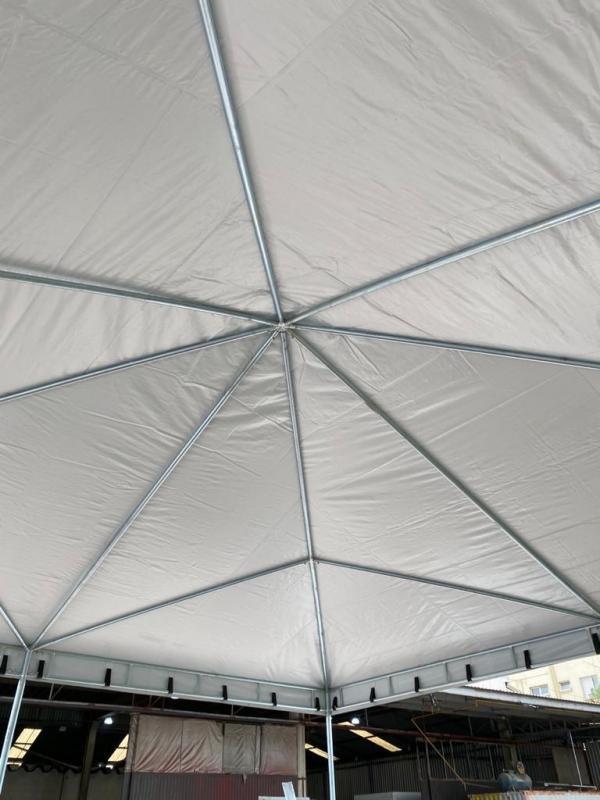 Tenda piramidal 10x10 preço