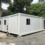 Aluguel de container termo acústico