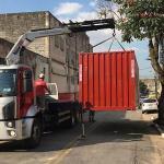Container marítimo em sp