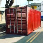 Empresa de aluguel de container em sp