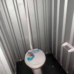 Banheiro Container para Eventos