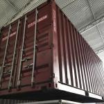 Container marítimo usado