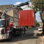 Empresa de locação de container sp