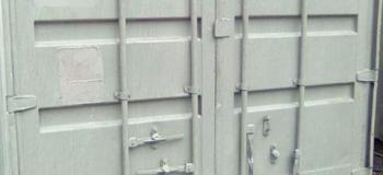 Container Marítimo Preço