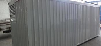 Container revestido preço