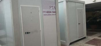 Container termo acústico preço