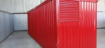 Empresa de aluguel de container