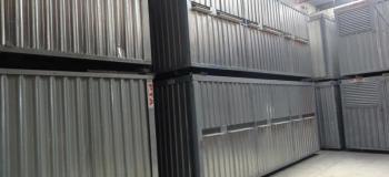 Empresa de locação de container