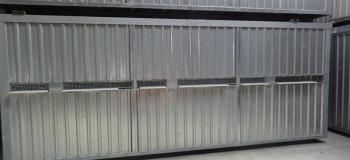 Locação Container Bilheteria
